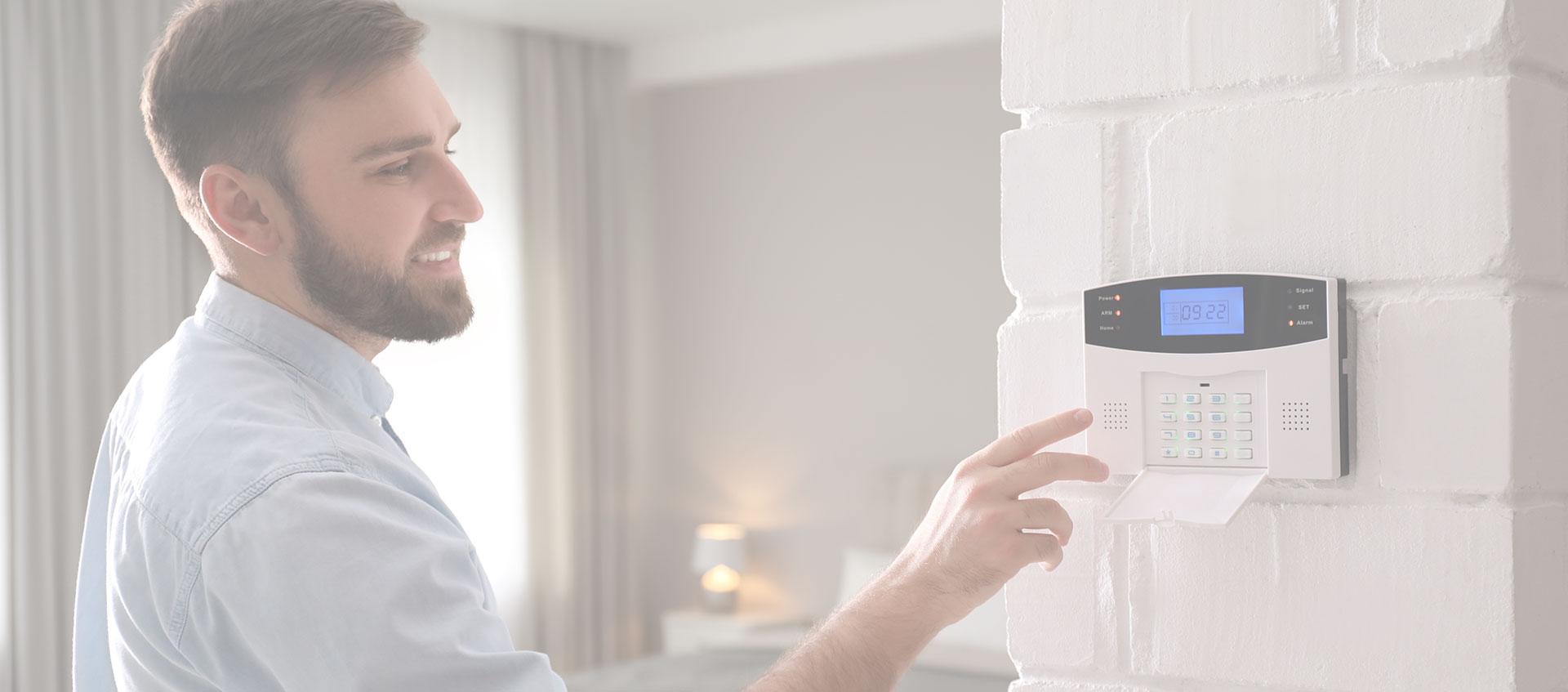 Alarmes et dispositifs de sécurité